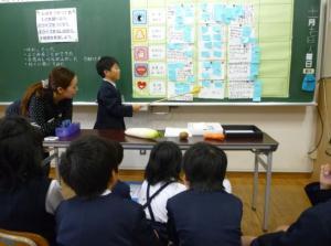 平成27・28年度「生きる力をはぐくむ歯・口の健康づくり推進事業」(西粟倉村立西粟倉小学校)の取組について