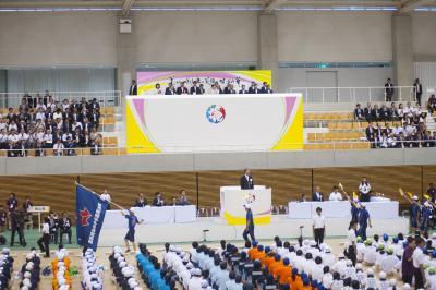 平成28年度全国高等学校総合体育大会